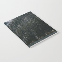 Foggy Lake Notebook