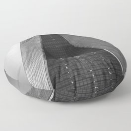 One World Trade Center in New York City Floor Pillow