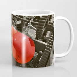 Cadgwith Buoys  Coffee Mug