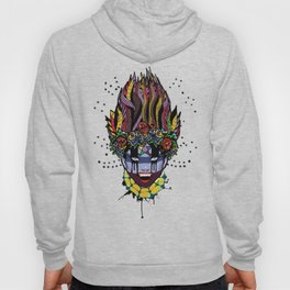 Mystical Feg the Vampire Priestess  Hoody