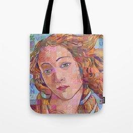 Variations On Botticelli's Venus – No. 1 Tote Bag