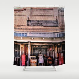 Old Store  Shower Curtain