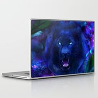 panther Laptop & iPad Skins featuring Panther by Michael White