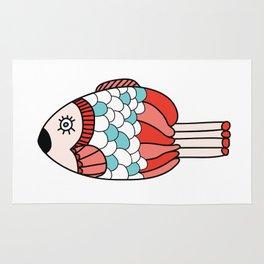 Three Fish Rug