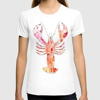 lobster T-shirts featuring Lobster by fossilized