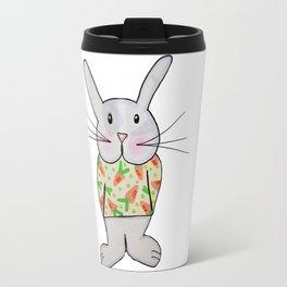 Winston the Bunny Rabbit Travel Mug