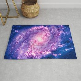 Cosmic vacuum cleaner (Spiral Galaxy M83) Rug