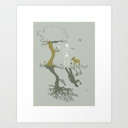 Alive & Well Art Print