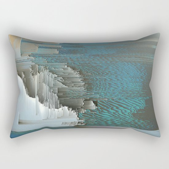 slvrlnng Rectangular Pillow