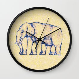 Just One More Leg Wall Clock