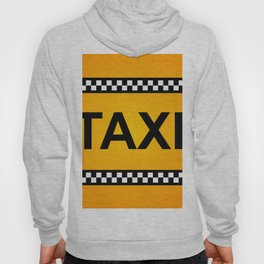 TAXI Sign Hoody