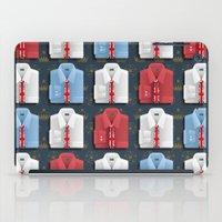british iPad Cases featuring British Ties by Matt Andrews
