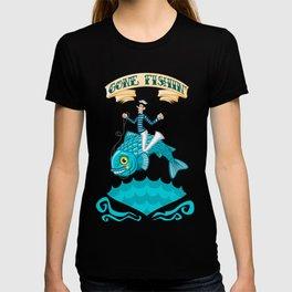 Gone Fishin' T-shirt