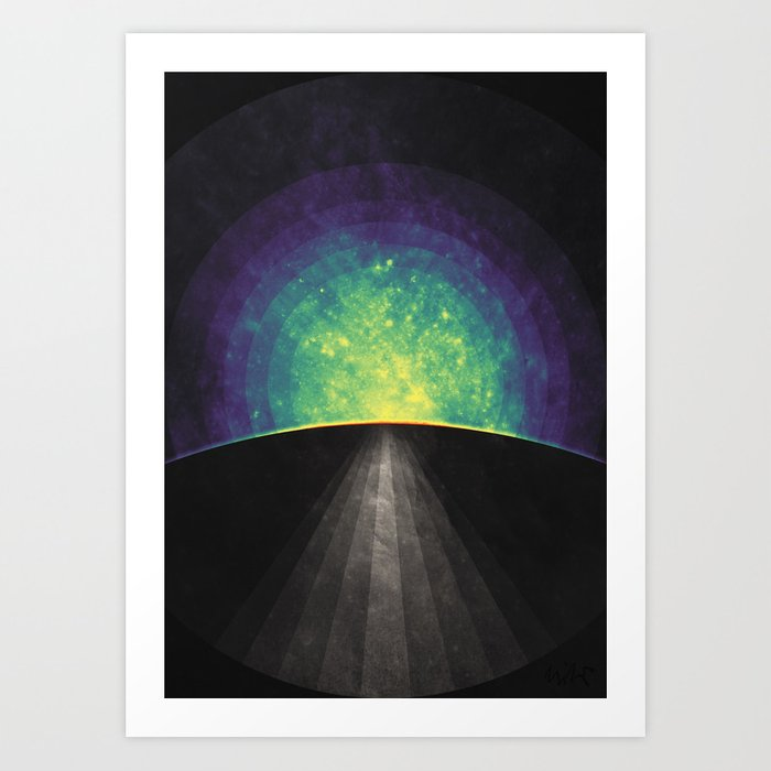 S11 Art Print