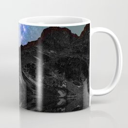 Milky Way Mountain Coffee Mug