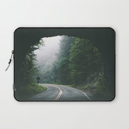 Through The Tunnel Laptop Sleeve