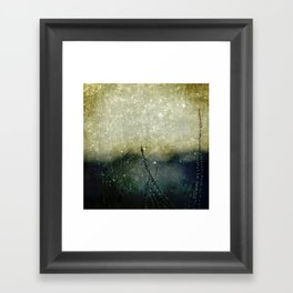 The Cold Acre Framed Art Print