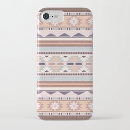 Blush South Western Pattern iPhone Case