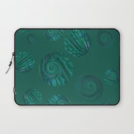 Being in flux Laptop Sleeve