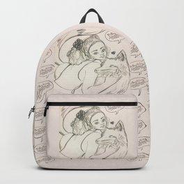 foxgirl Backpack
