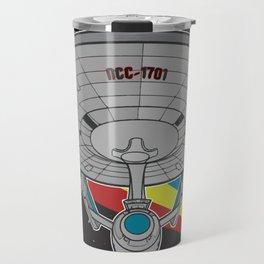Enterprising Through Space Travel Mug