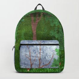 Mushroom hunt Backpack