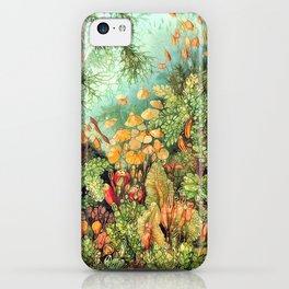 Botanic Vintage iPhone Case