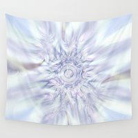 celestial Wall Tapestries featuring Celestial Layers by Charma Rose