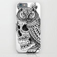Great Horned Skull Slim Case iPhone 6