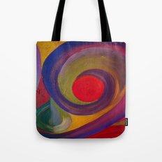 Swirlie Tote Bag