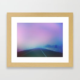 A Quiet, Lucid Dream Framed Art Print