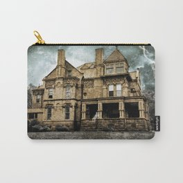 Haunted Hauntings Series - House Number 2 Carry-All Pouch