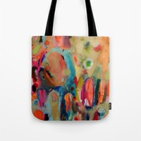 theatre Tote Bags featuring theatre by sylvie demers