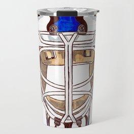 Potvin - Mask Travel Mug