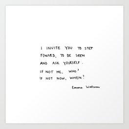 1a04d8d2402d Feminist Quotes Art Prints