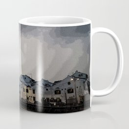 Evening at the Waterfront Coffee Mug