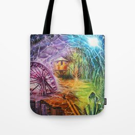 Snap Shots Tote Bag