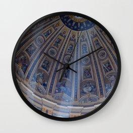 St. Peter's Basilica Wall Clock