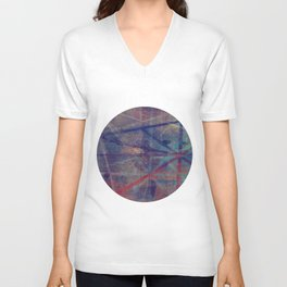 traversal of things left unclear Unisex V-Neck