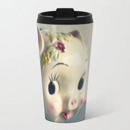 Pretty piggy Travel Mug
