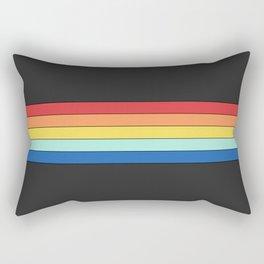 Vintage T-shirt No8 Rectangular Pillow