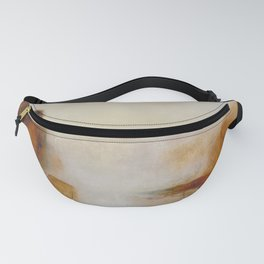 "J.M.W. Turner ""Landscape with water"" Fanny Pack"