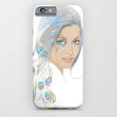 Peacock Rai iPhone 6s Slim Case