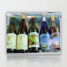 vino time Laptop & iPad Skin