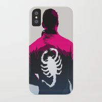 drive iPhone & iPod Cases featuring DRIVE by justjeff