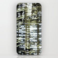 Night City 2 iPhone & iPod Skin