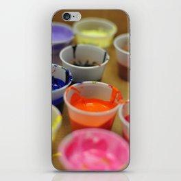 Paint. iPhone Skin