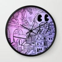 gundam Wall Clocks featuring Funky Town pt. 1 by Spencer Olsen