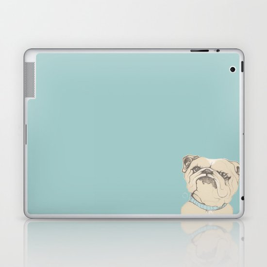 bulldog Laptop & iPad Skin