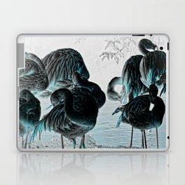 Exotic Flamingos Laptop & iPad Skin